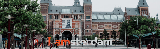 Photograph of The Rijksmuseum