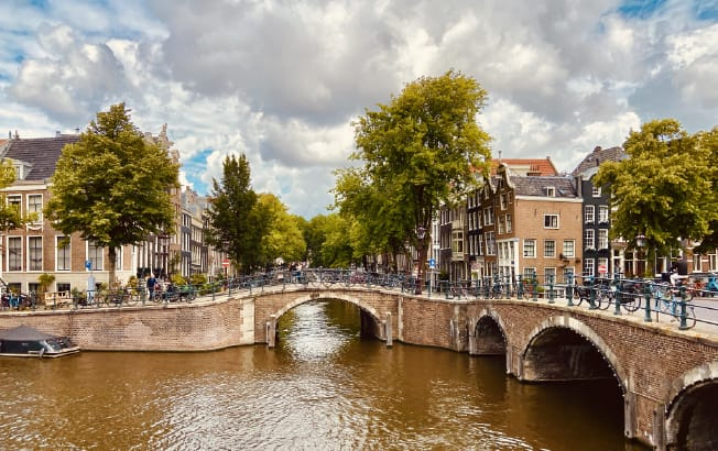 Photograph of Amsterdam-Oost