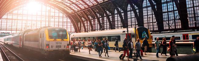 Photograph of Amsterdam CS